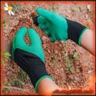 Градинарски Ръкавици С Нокти