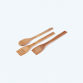 Дървени Прибори 3бр
