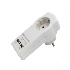 Разклонител С 2 USB