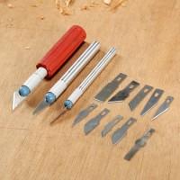 Макетни Резци За Дърворезба 13в1