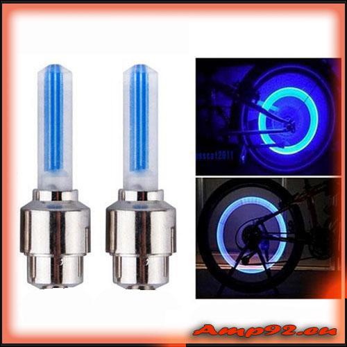 LED Светещи Капачки за Винтил