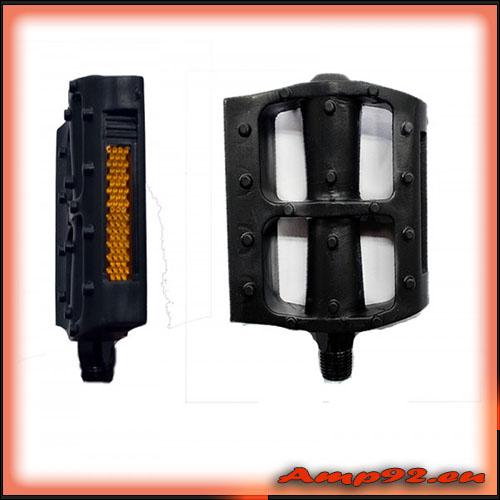 Педали PVC - Black Curve